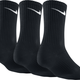 Nike unisex UNISEX NIKE PERFORMANCE LIGHTWEIGHT CREW TRAINING SOCK (3 PA zokni