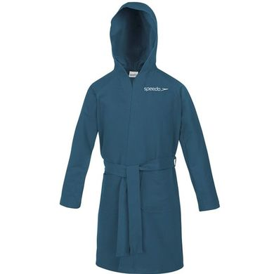 Speedo gyerek BATHROBE MICROTERRY JUNIOR NAVY 12 köntös KIÁRUSíTÁS 68-602JE002